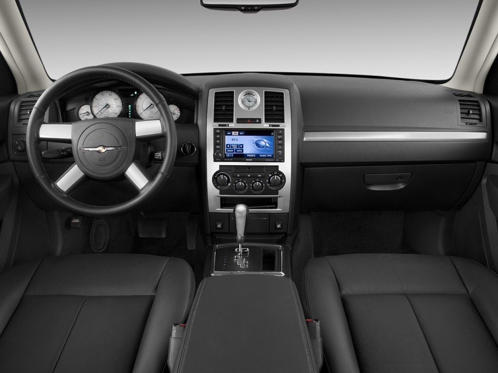 Chrysler Series Door Sedan Touring Rwd Dashboard L