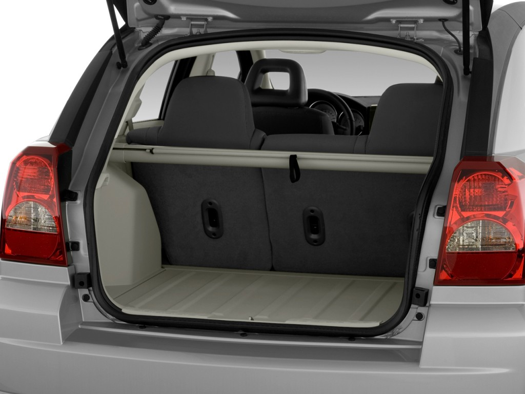 Image: 2009 Dodge Caliber 4-door HB R/T Trunk, size: 1024 ...