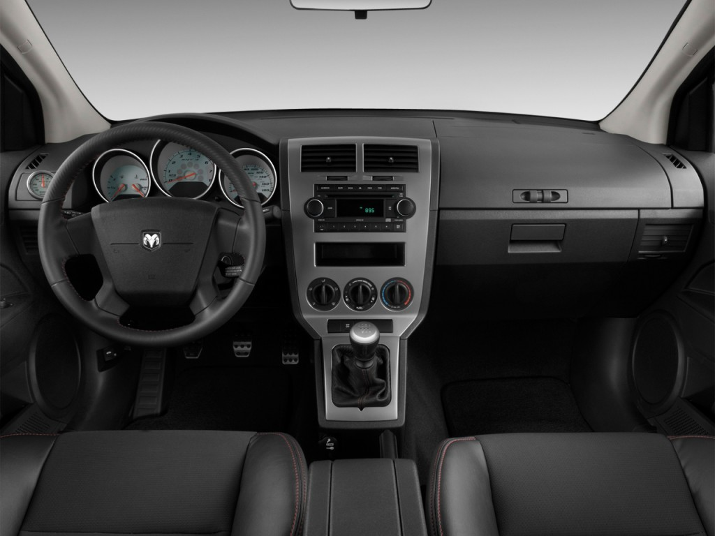Image: 2009 Dodge Caliber 4-door HB SRT4 Dashboard, size ...