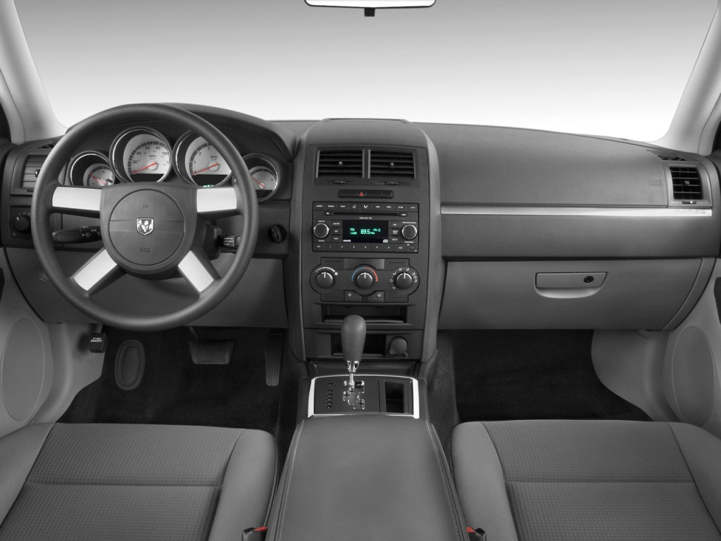 2008 Dodge Charger For Sale >> Image: 2009 Dodge Charger 4-door Sedan SE RWD Dashboard, size: 1024 x 768, type: gif, posted on ...