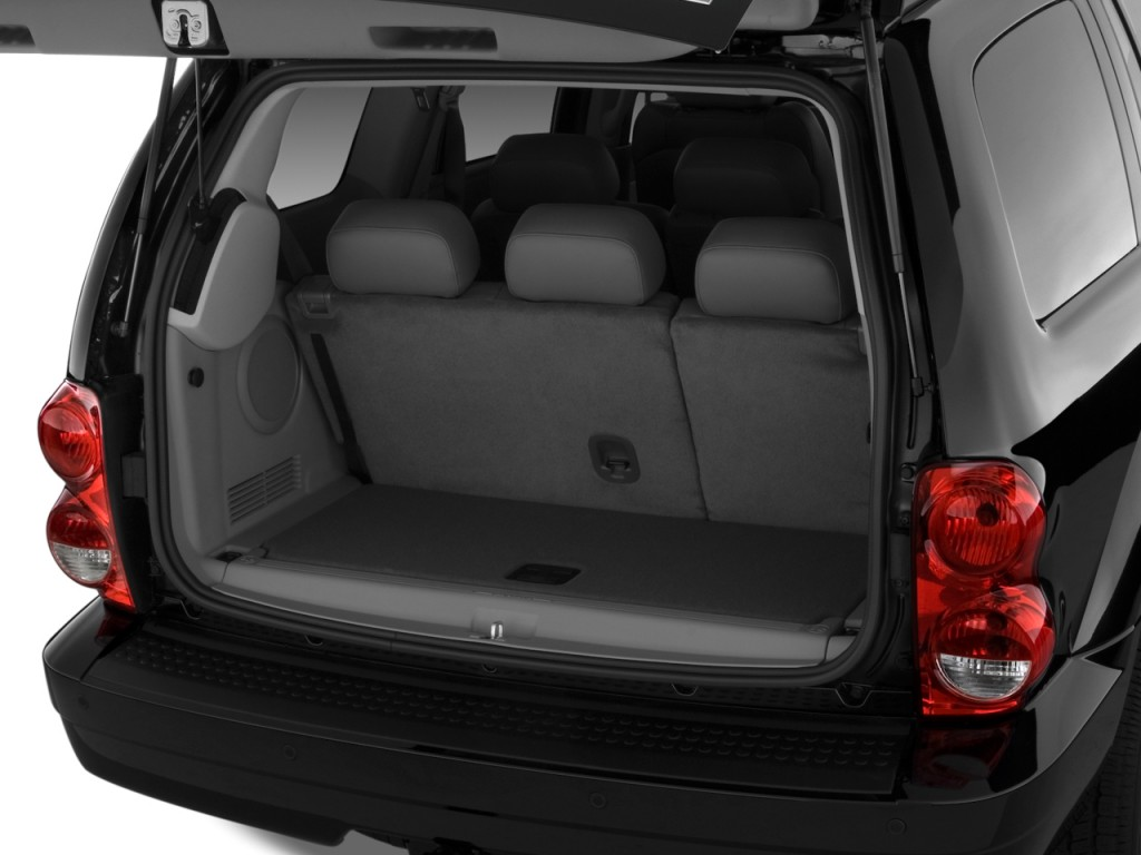 Image: 2009 Dodge Durango 4WD 4-door Limited Hybrid Trunk, size: 1024 x 768, type: gif, posted ...