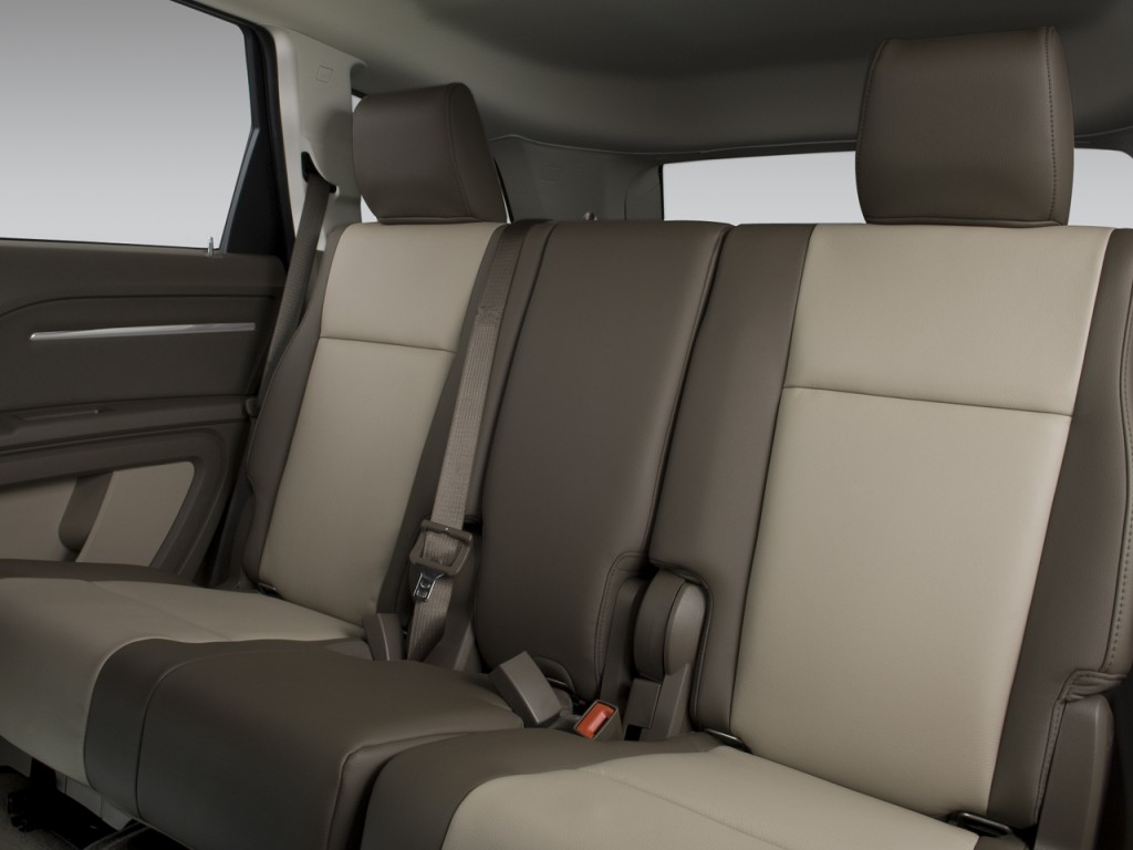 image 2009 dodge journey fwd 4 door r t rear seats size 1024 x 768 type gif posted on. Black Bedroom Furniture Sets. Home Design Ideas