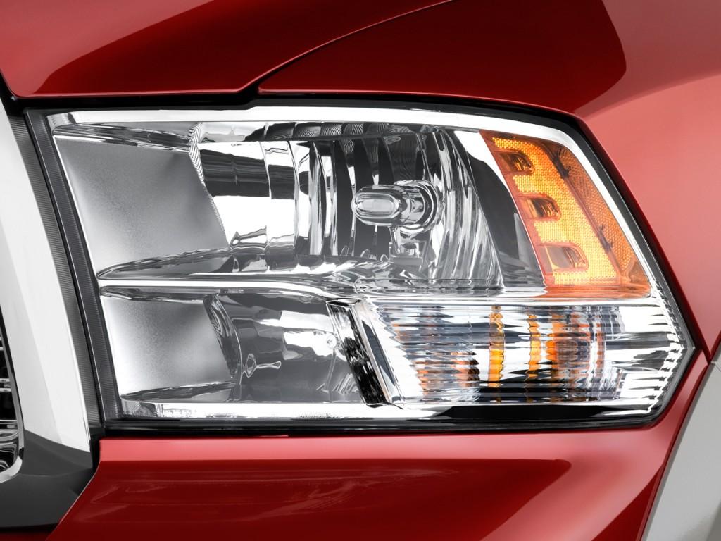 image  dodge ram  wd crew cab  laramie headlight size    type gif
