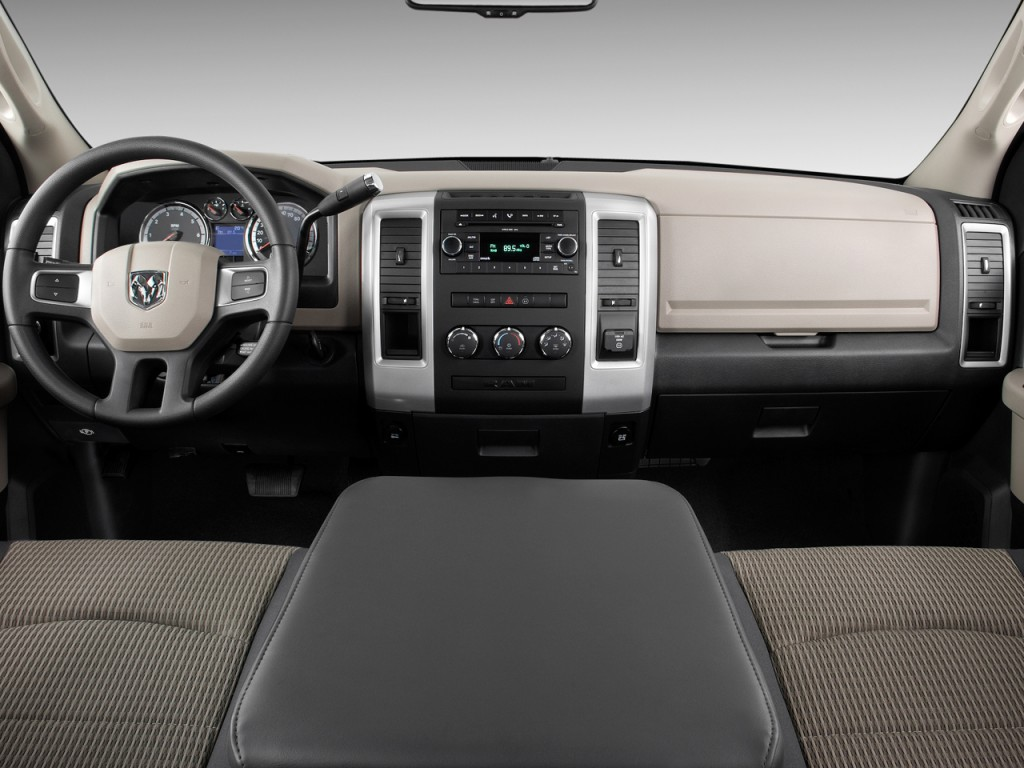 Image 2009 Dodge Ram 1500 2wd Quad Cab 140 5 Quot Slt
