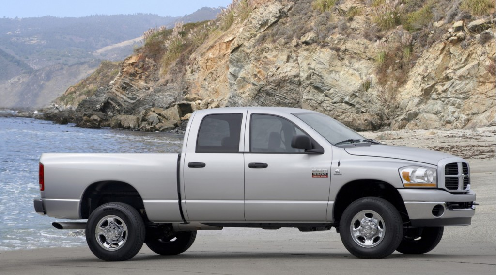 2009 Dodge Ram Heavy Duty