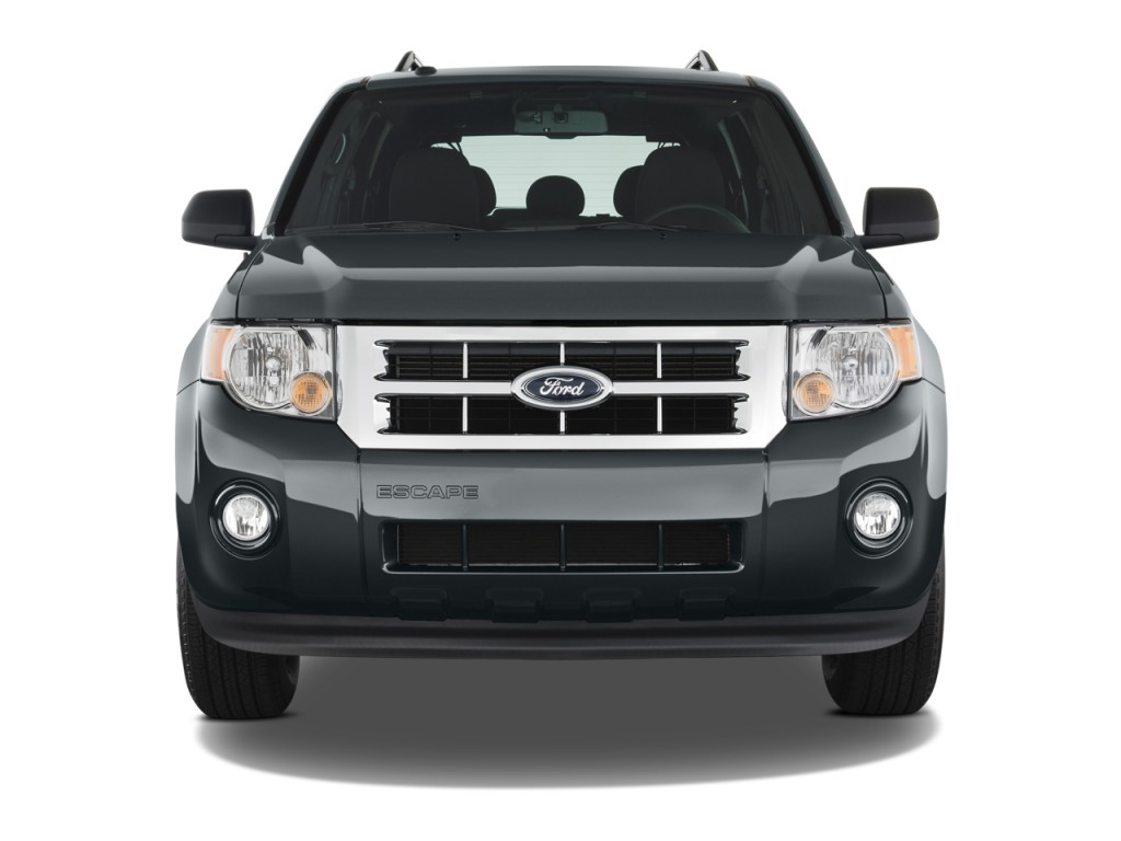 Image: 2009 Ford Escape 4WD 4-door I4 Auto XLT Front Exterior View, size: 1024 x 768, type: gif ...
