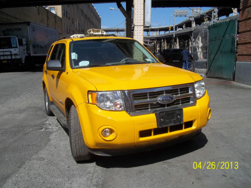 Used High Mileage Hybrids Yellow Taxi Paint Thrown In For