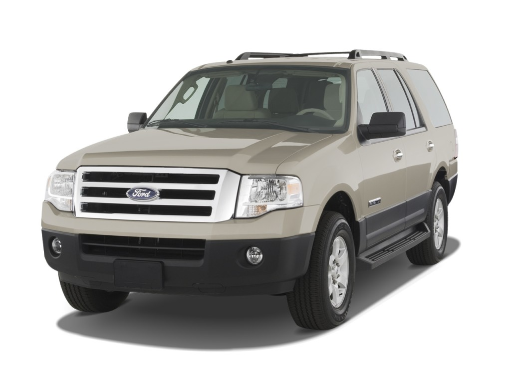 ford expedition manual 2012