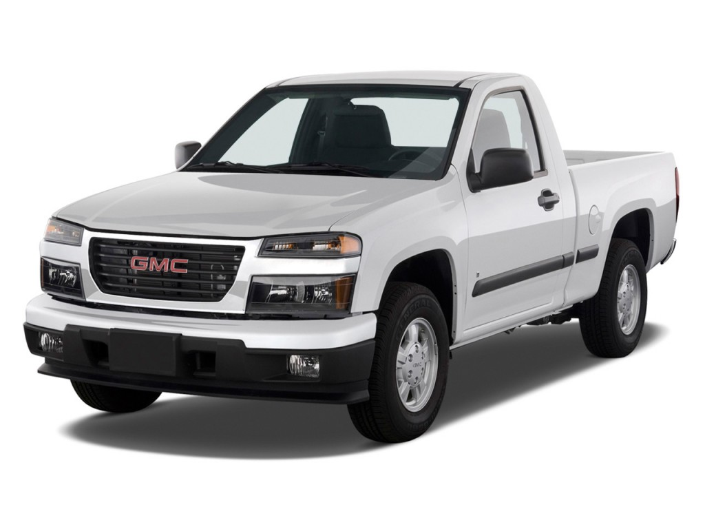 2009 GMC Canyon Review, Ratings, Specs, Prices, and Photos - The Car  Connection