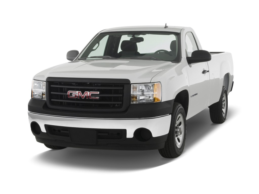 2009 Gmc Sierra 1500 Review Ratings Specs Prices And Photos The Car Connection