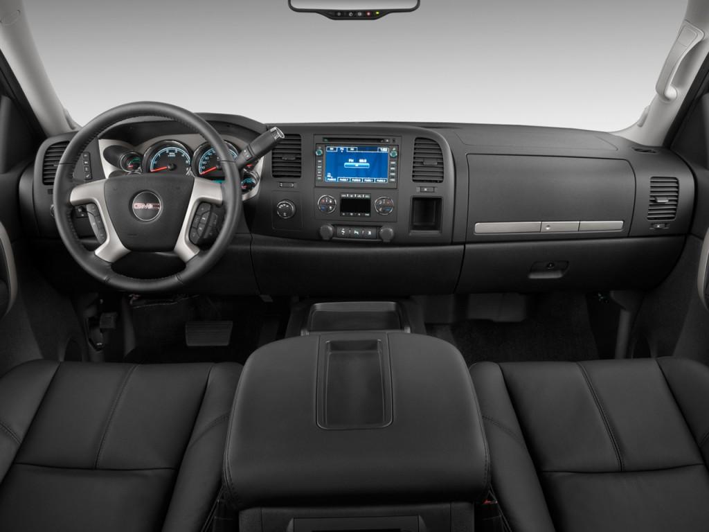 "Image: 2009 GMC Sierra 1500 Hybrid 4WD Crew Cab 143.5"" 3HB ..."
