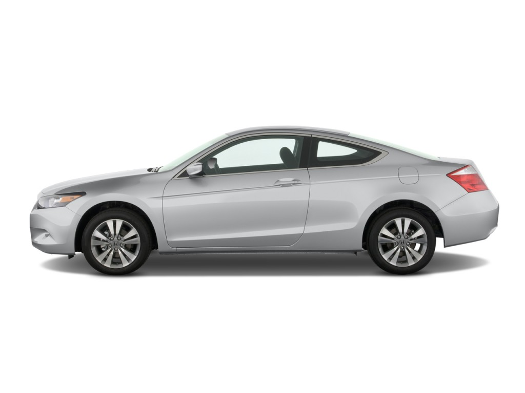 Image 2009 Honda Accord Coupe 2 Door I4 Auto Lx S Side