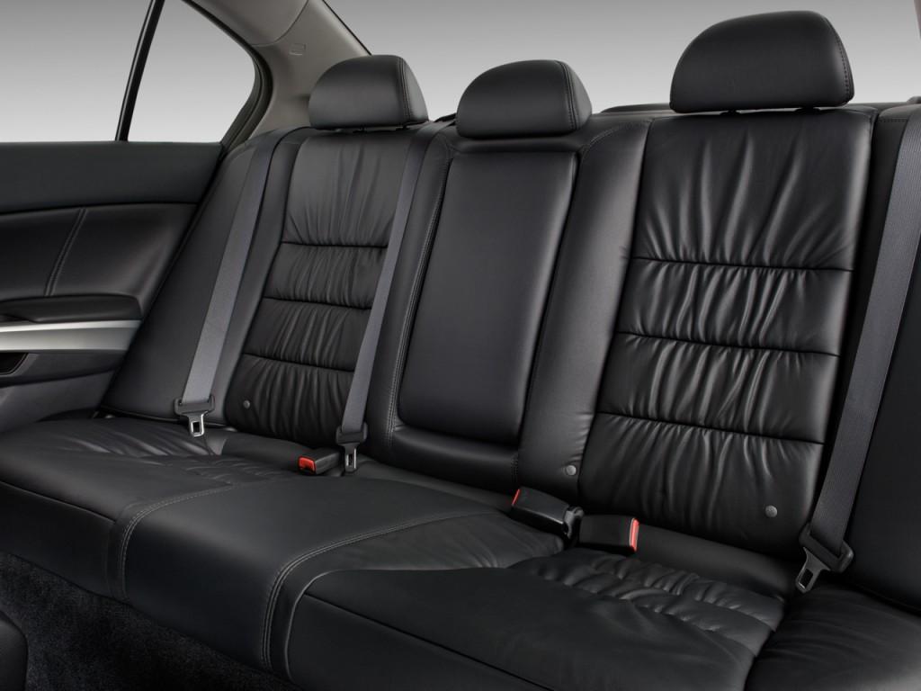 Genial 2009 Honda Accord Sedan 4 Door V6 Auto EX L Rear Seats