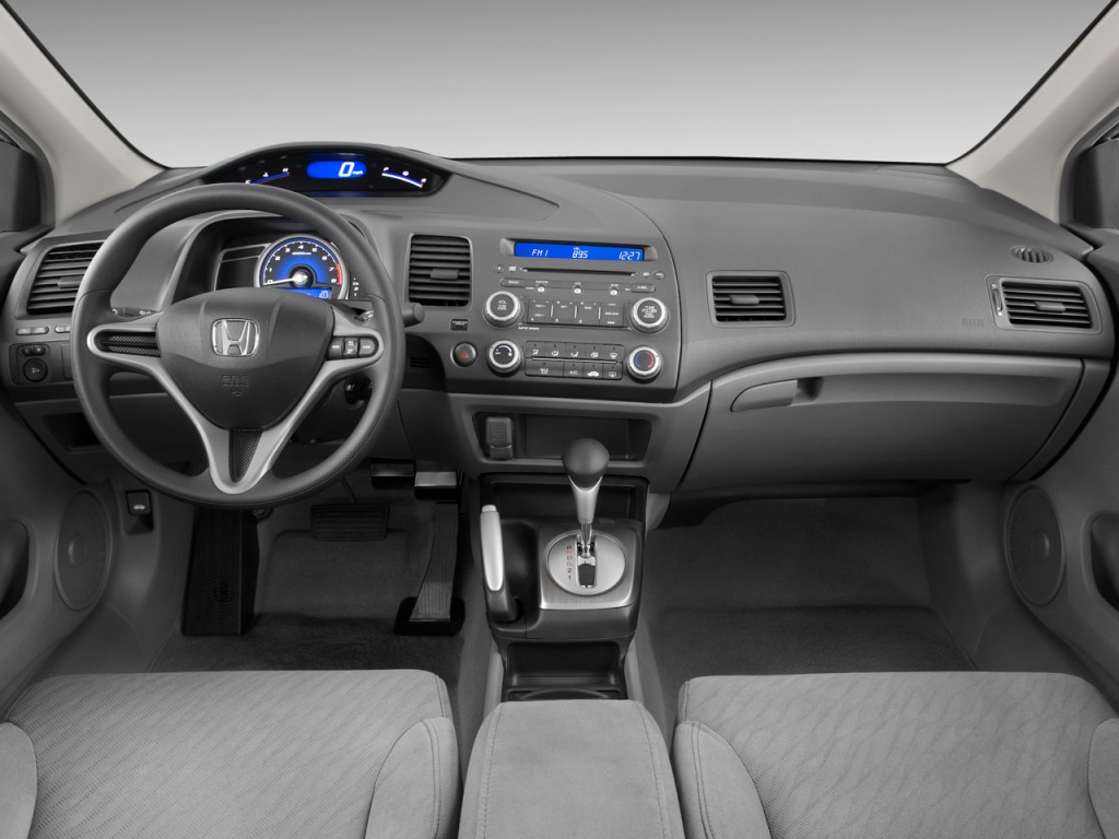 image 2009 honda civic coupe 2 door auto lx dashboard size 1024 x 768 type gif posted on. Black Bedroom Furniture Sets. Home Design Ideas