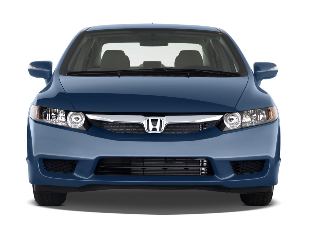 Image 2009 Honda Civic Hybrid 4 Door Sedan Front Exterior