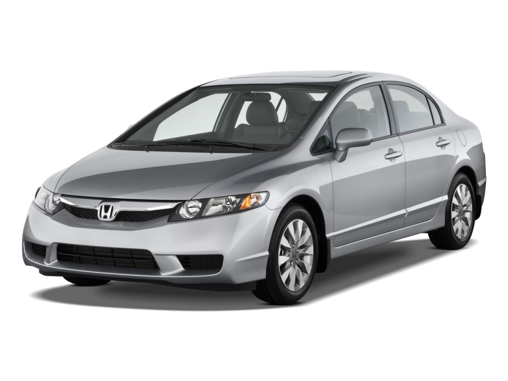 High Quality 2009 Honda Civic Review, Ratings, Specs, Prices, And Photos   The Car  Connection