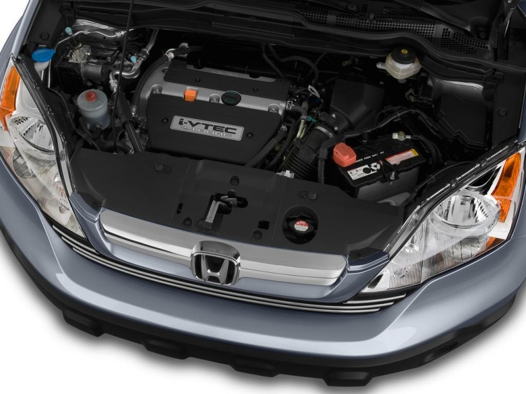 Image 2009 Honda Cr V 2wd 5dr Ex L W Navi Engine Size