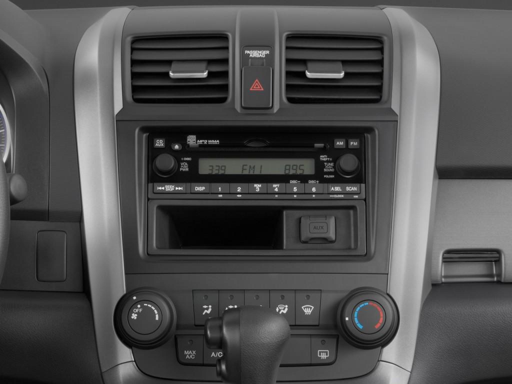 Image 2009 Honda Cr V 2wd 5dr Lx Instrument Panel Size
