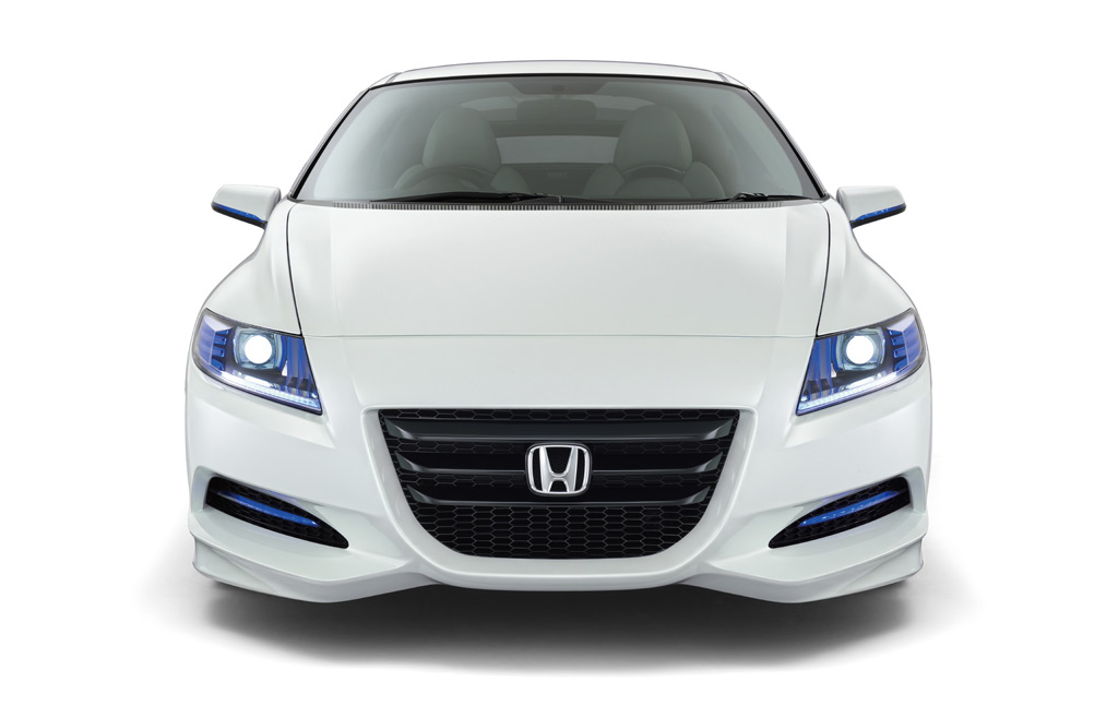 PREVIEW: 2011 Honda CR-Z Hybrid Two-Seat Sports Coupe