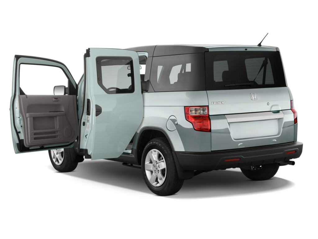 image 2009 honda element 2wd 5dr auto ex open doors size 1024 x 768 type gif posted on. Black Bedroom Furniture Sets. Home Design Ideas