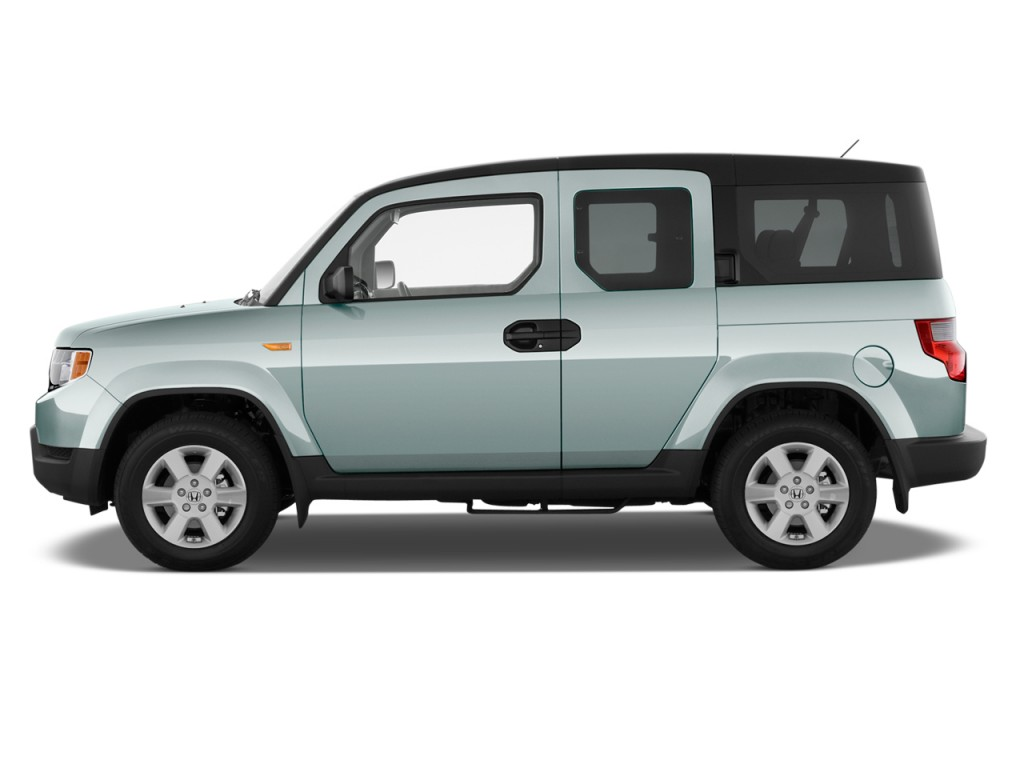 Image 2009 Honda Element 2wd 5dr Auto Ex Side Exterior View Size 1024 X 768 Type Gif