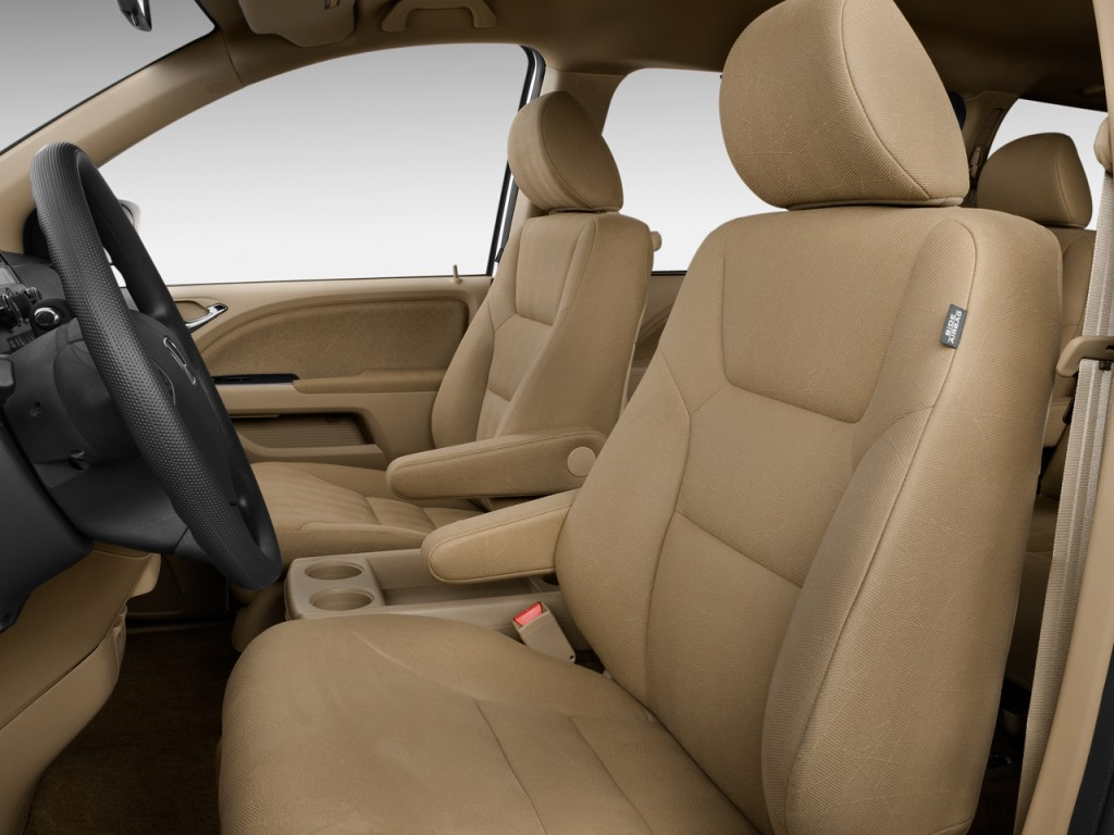 image 2009 honda odyssey 4 door wagon ex front seats size 1024 x 768 type gif posted on. Black Bedroom Furniture Sets. Home Design Ideas