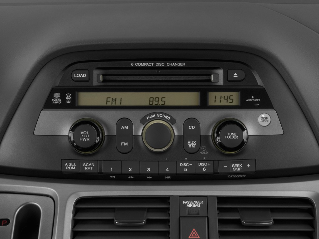 image  honda odyssey  door wagon   audio system size    type gif posted