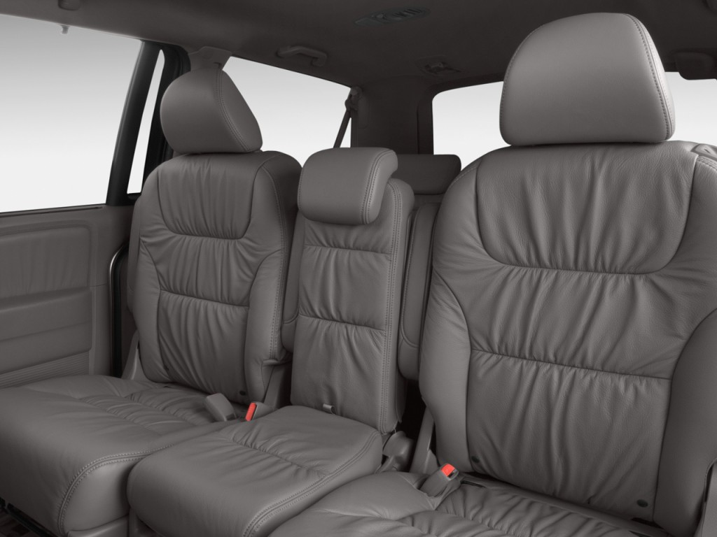image 2009 honda odyssey 4 door wagon ex l rear seats size 1024 x 768 type gif posted on. Black Bedroom Furniture Sets. Home Design Ideas
