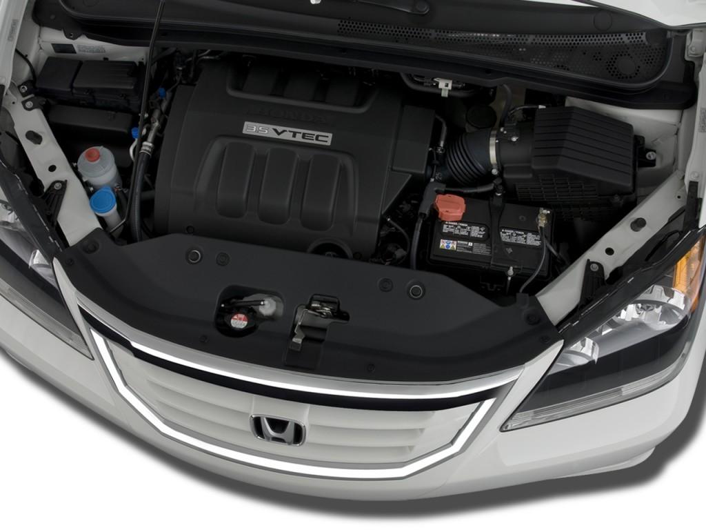 Image 2009 honda odyssey 4 door wagon lx engine size for 2009 honda pilot motor oil type