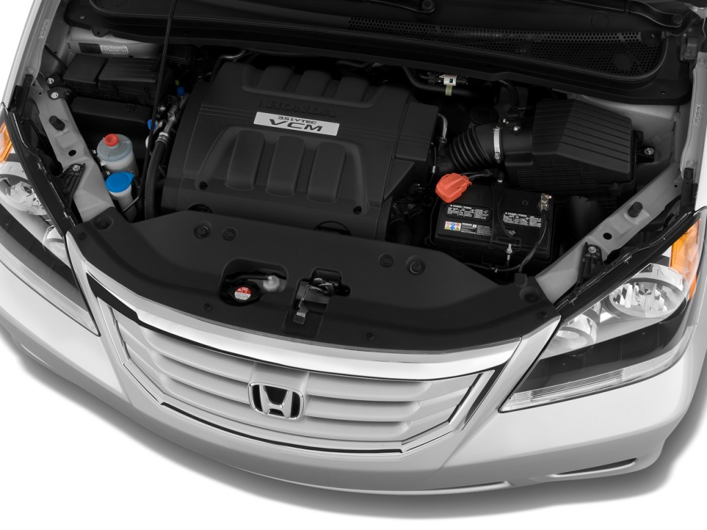 Image 2009 Honda Odyssey 4 Door Wagon Touring Engine