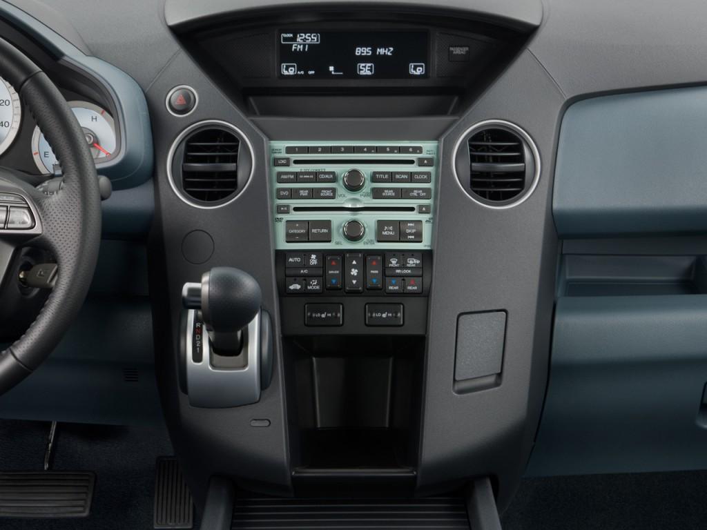 Honda Pilot Wd Door Exl W Res Instrument Panel L