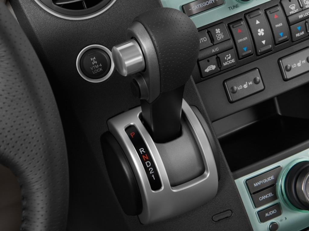 Image: 2009 Honda Pilot 4WD 4-door Touring w/RES & Navi ...
