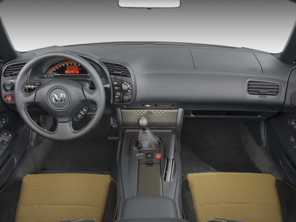 image 2009 honda s2000 2 door convertible cr w air conditioning dashboard size 1024 x 768. Black Bedroom Furniture Sets. Home Design Ideas