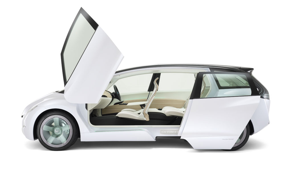 Honda Skydeck Concept Coming To Tokyo Motor Show