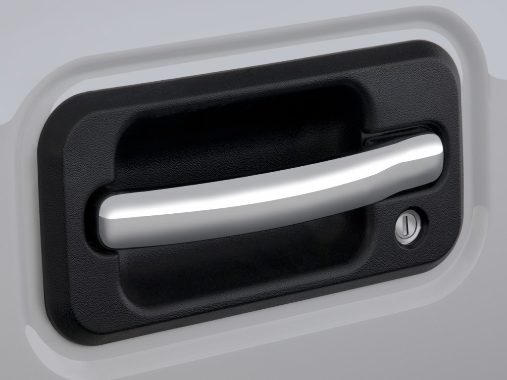 Image 2009 Hummer H2 4wd 4 Door Suv Door Handle Size