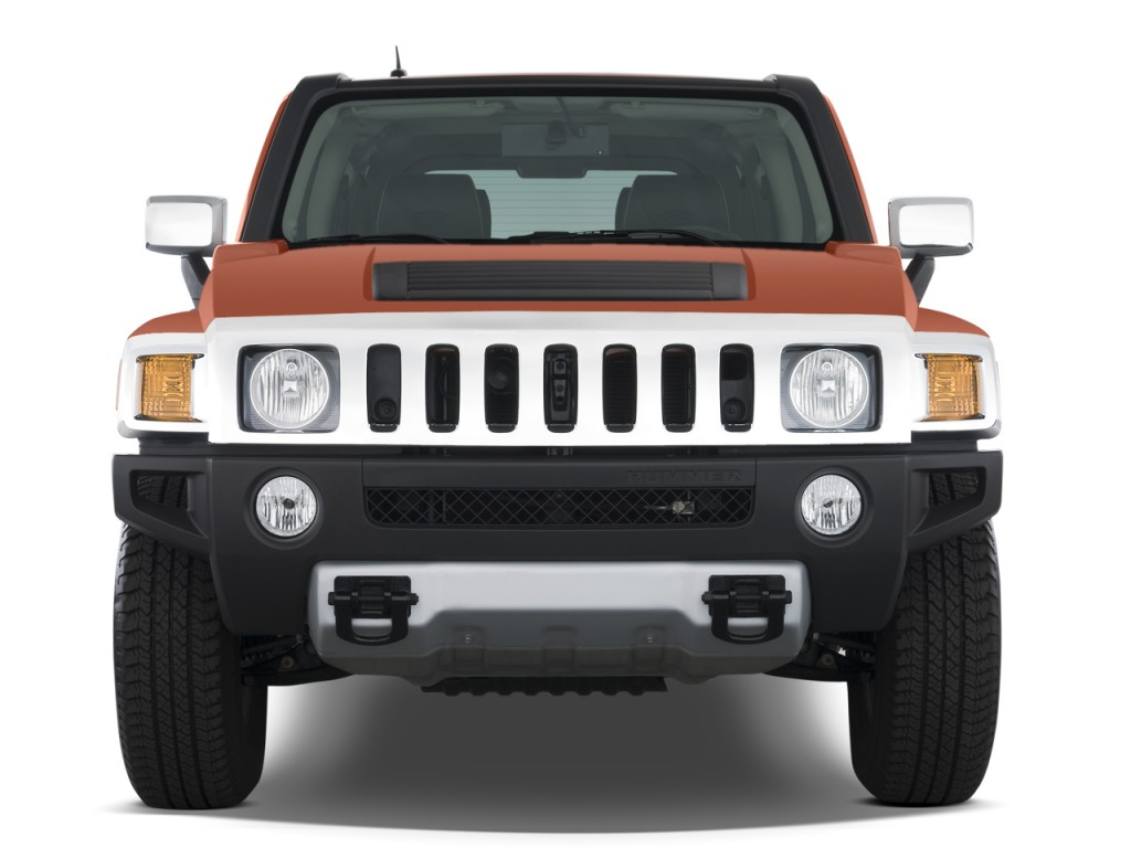 Recall Alert: HUMMER H3 Can Lose Its Louvers