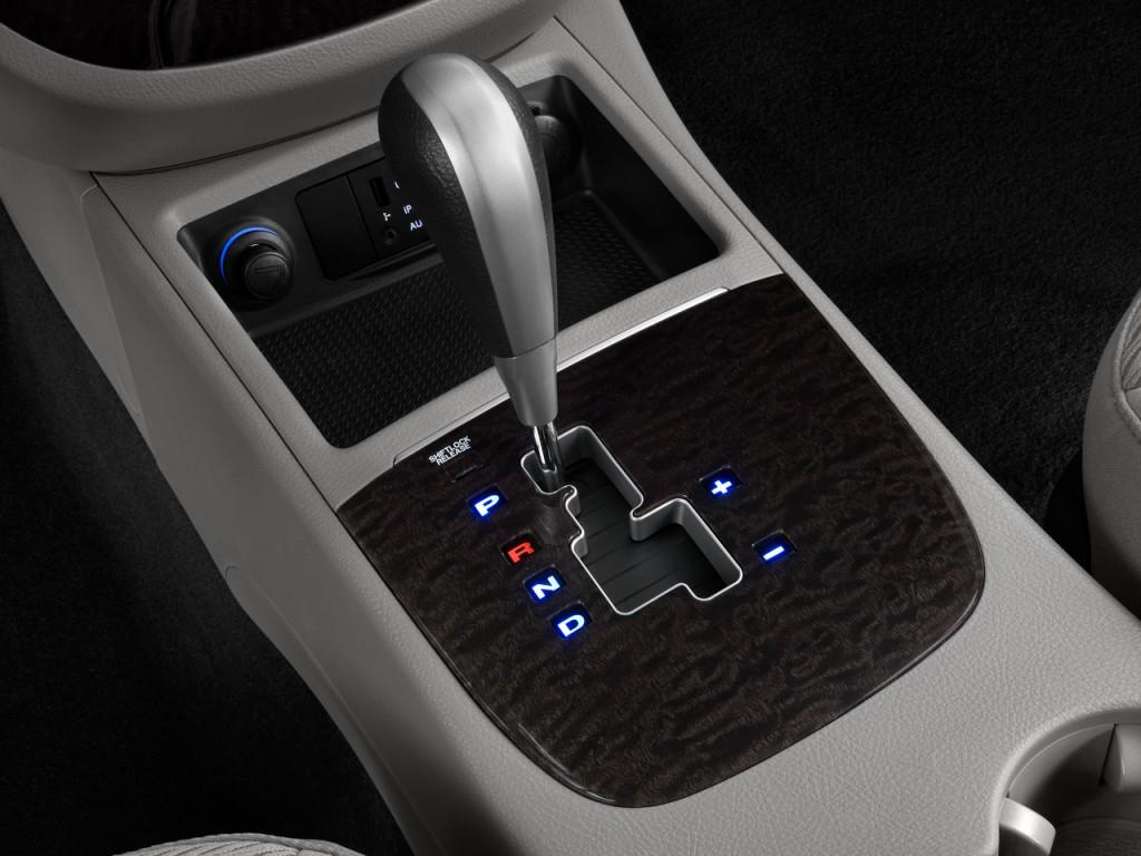 Santa Fe Bmw >> Image: 2009 Hyundai Santa Fe FWD 4-door Auto GLS Gear Shift, size: 1024 x 768, type: gif, posted ...