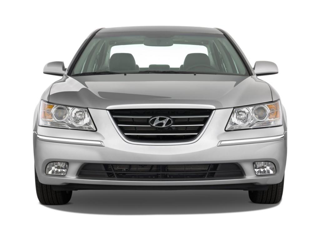 Image 2009 Hyundai Sonata 4 Door Sedan I4 Auto Limited Front Exterior View Size 1024 X 768