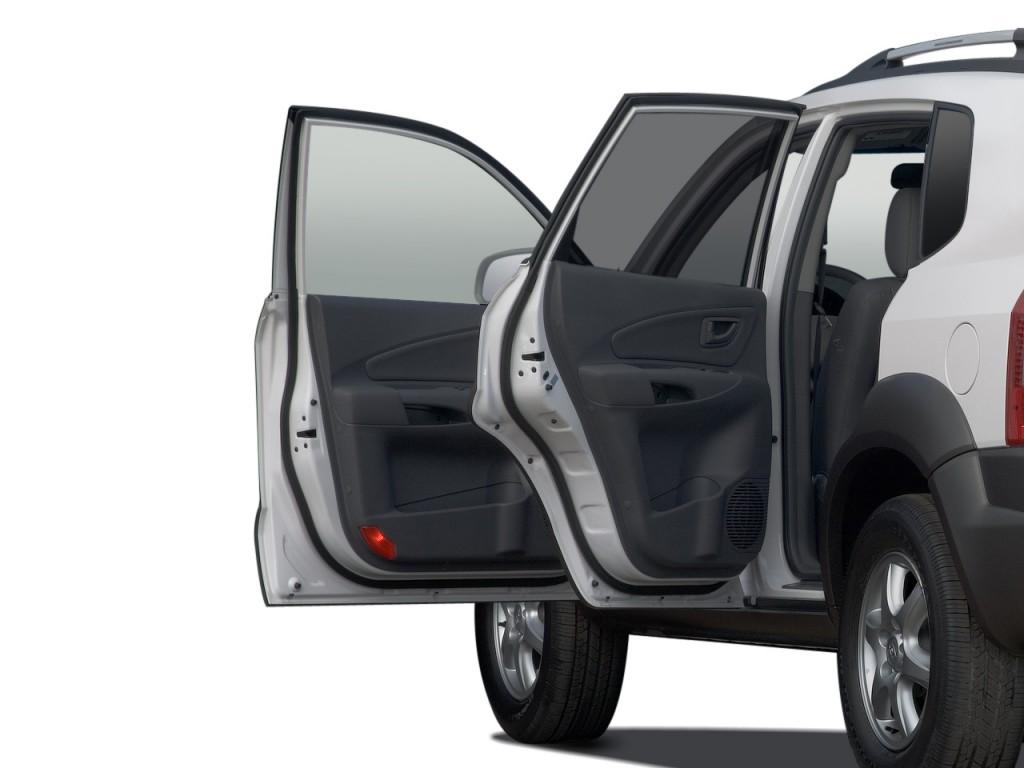 Image: 2009 Hyundai Tucson FWD 4-door V6 Auto SE Open ...