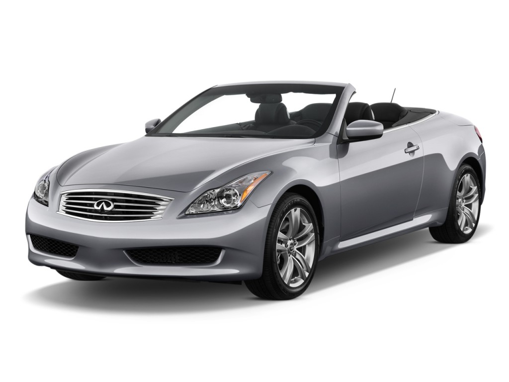 2009 Infiniti G37 Convertible Review Ratings Specs Prices And Photos The Car Connection
