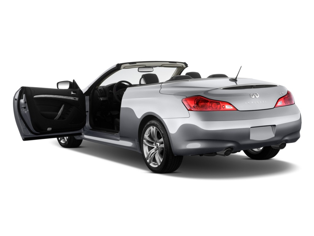 Infiniti G Convertible Review Car And Driver