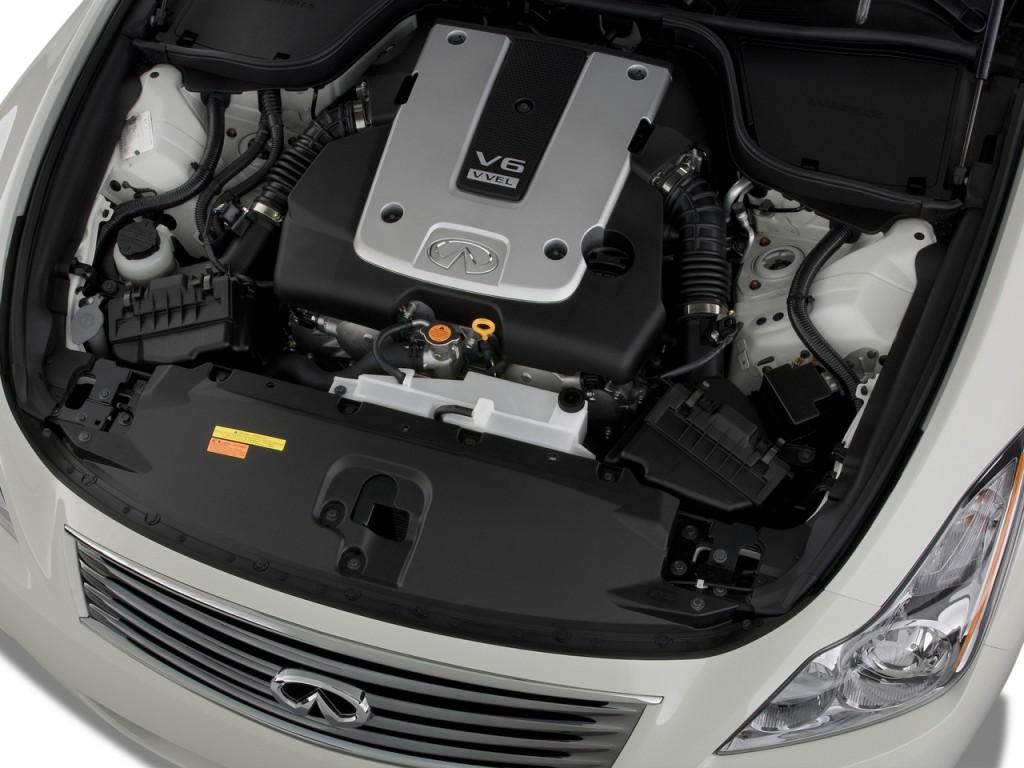 Image: 2009 Infiniti G37 Coupe 2-door Sport RWD Engine ...