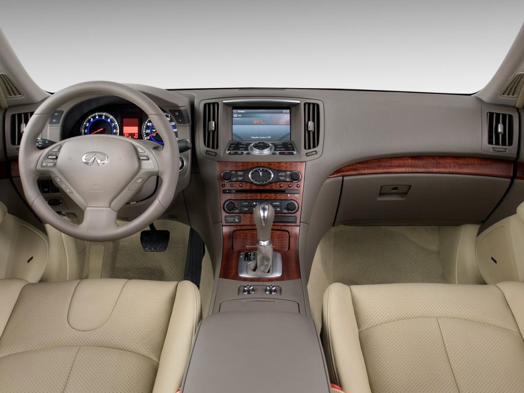 Image: 2009 Infiniti G37 Sedan 4-door Journey RWD ...