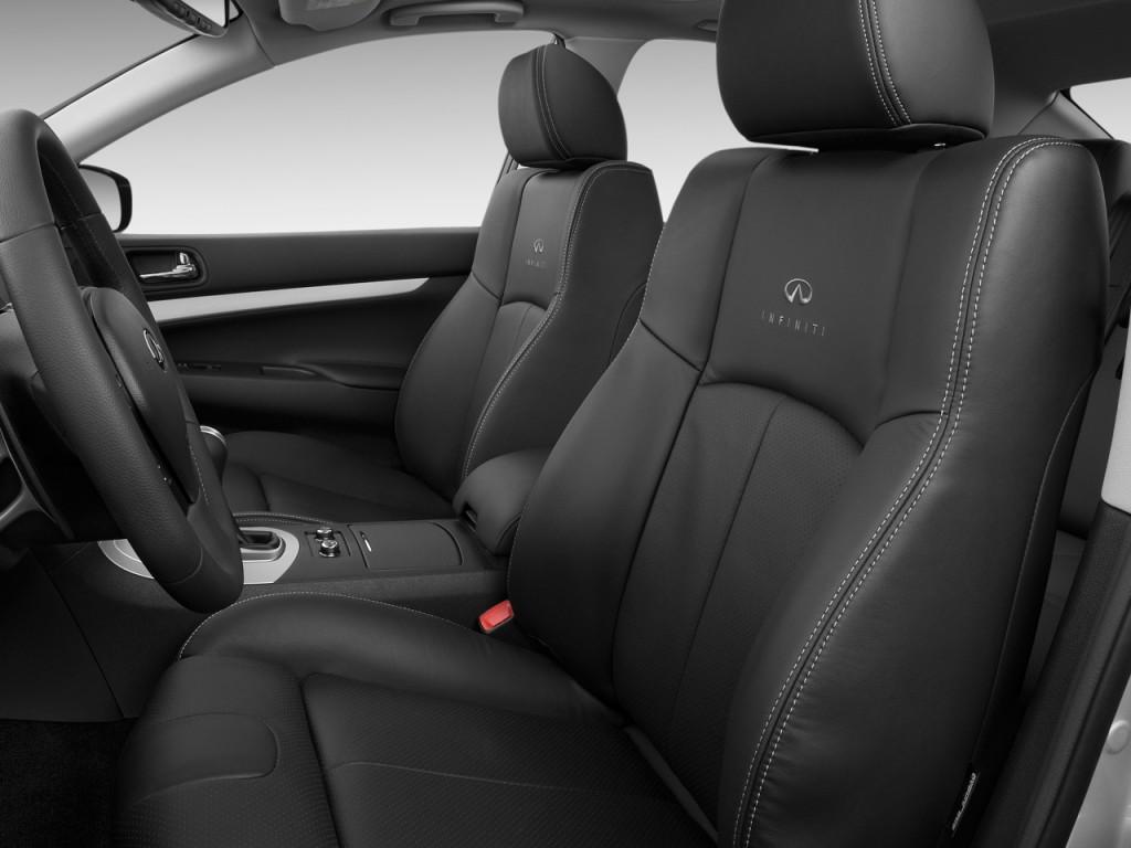 Image 2009 infiniti g37 sedan 4 door sport rwd front seats size 2009 infiniti g37 sedan 4 door sport rwd front seats vanachro Gallery