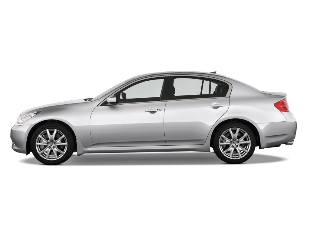 Used Infiniti Q60 >> Image: 2009 Infiniti G37 Sedan 4-door Sport RWD Side ...