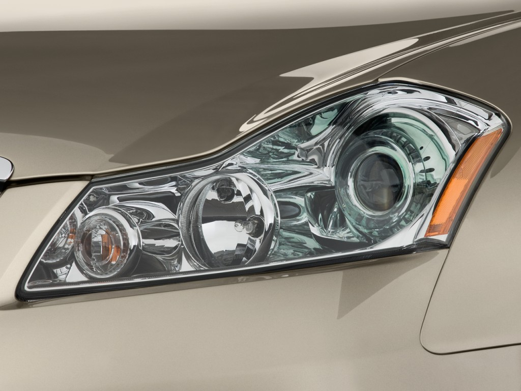 Infiniti M Door Sedan Rwd Headlight L
