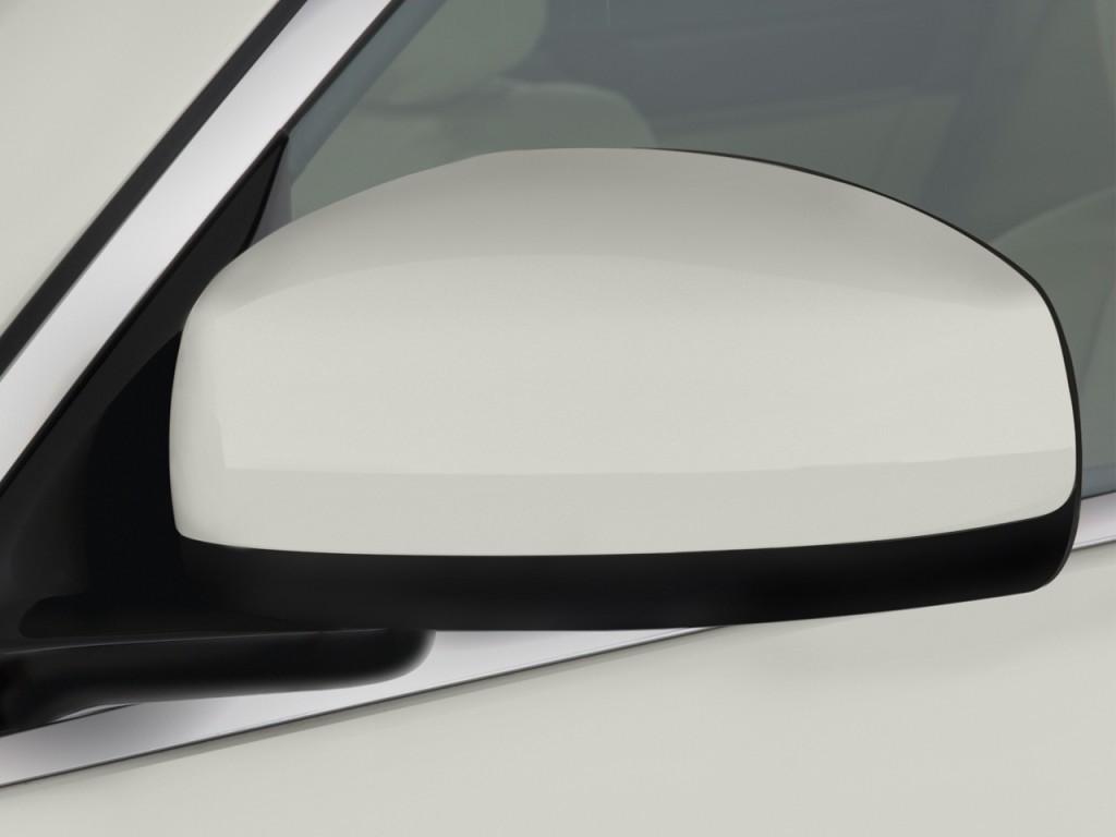 Image: 2009 Infiniti M45 4-door Sedan RWD Mirror, size ...