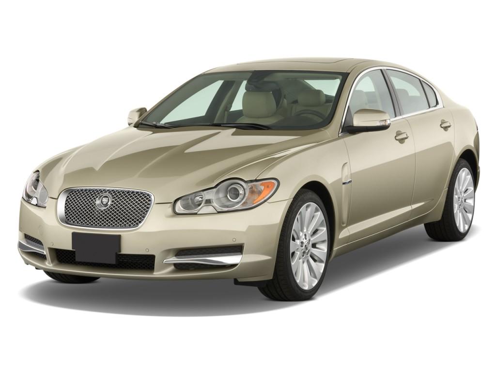 Image 2009 Jaguar Xf 4 Door Sedan Premium Luxury Angular