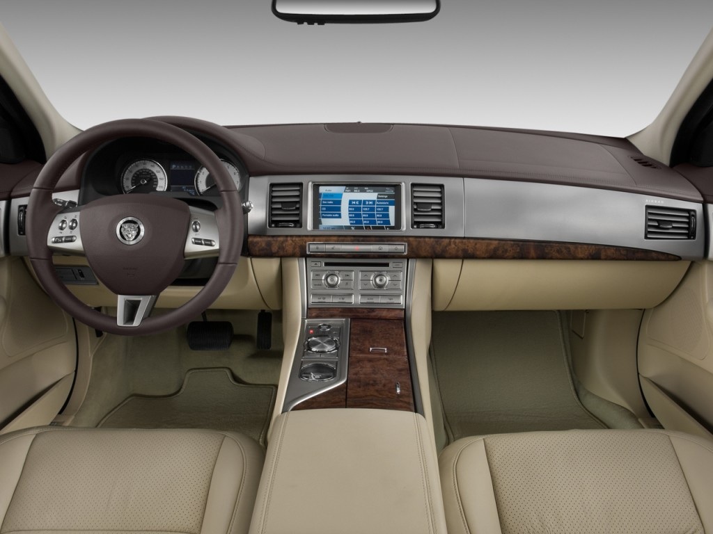 image 2009 jaguar xf 4 door sedan premium luxury dashboard size 1024 x 768 type gif posted. Black Bedroom Furniture Sets. Home Design Ideas