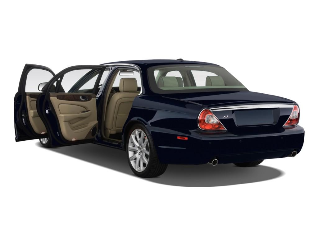 Image 2009 Jaguar Xj 4 Door Sedan Xj8 L Open Doors Size 1024 X 768 Type Gif Posted On